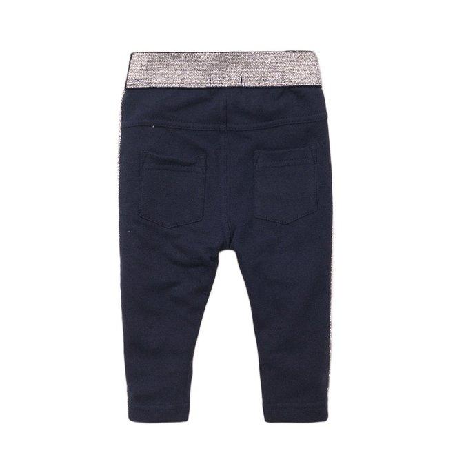 Dirkje girls trousers blue
