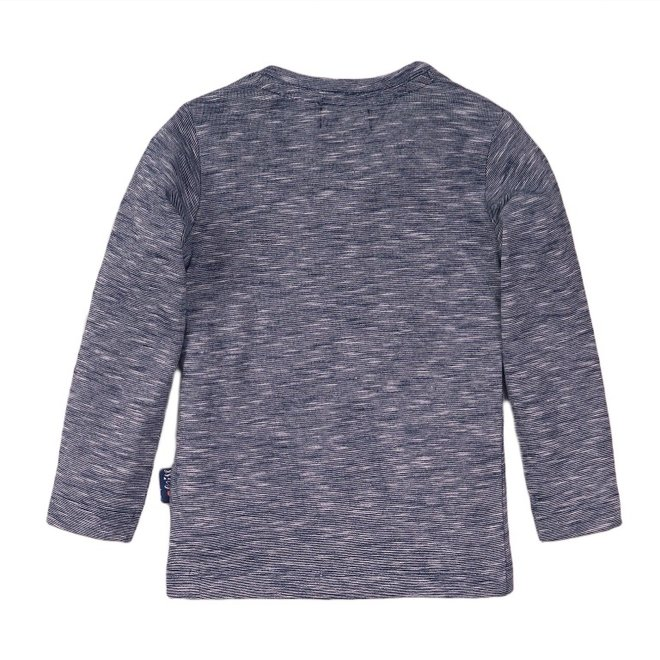 Dirkje Mädchen Shirt blau Nahkampf