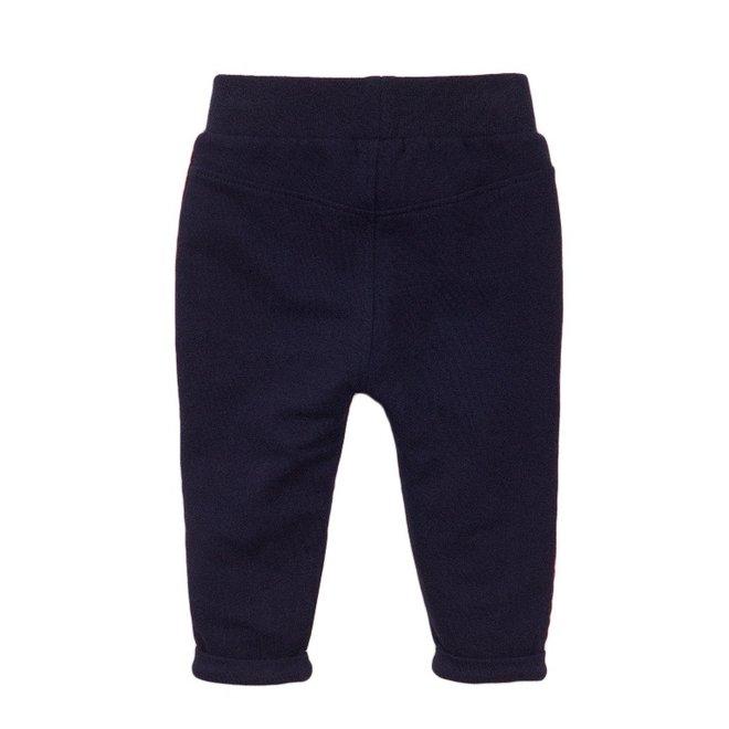 Dirkje meisjes broek blauw