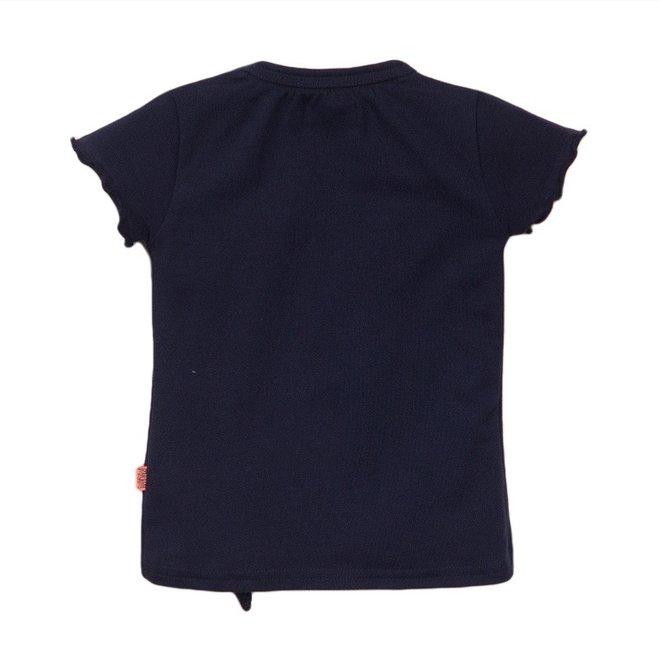Dirkje girls T-shirt blue