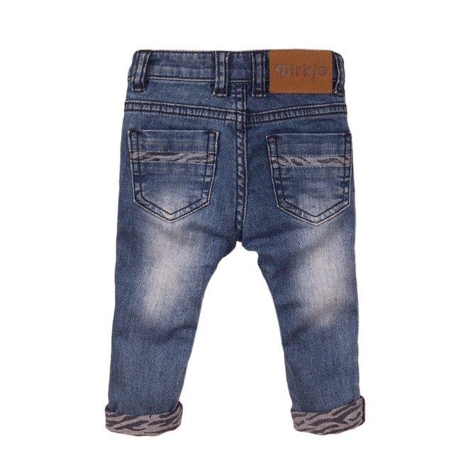 Dirkje meisjes jeans blauw