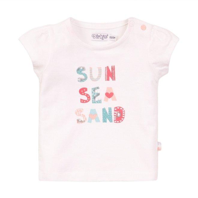 Dirkje Mädchen T-shirt weiß