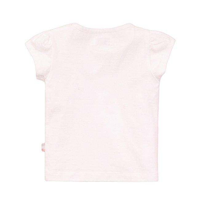 Dirkje meisjes T-shirt wit