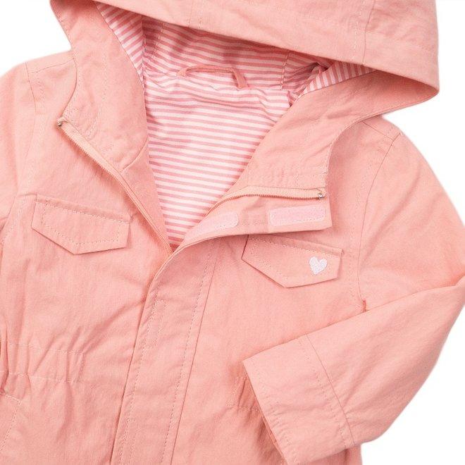 Dirkje meisjes jasje roze