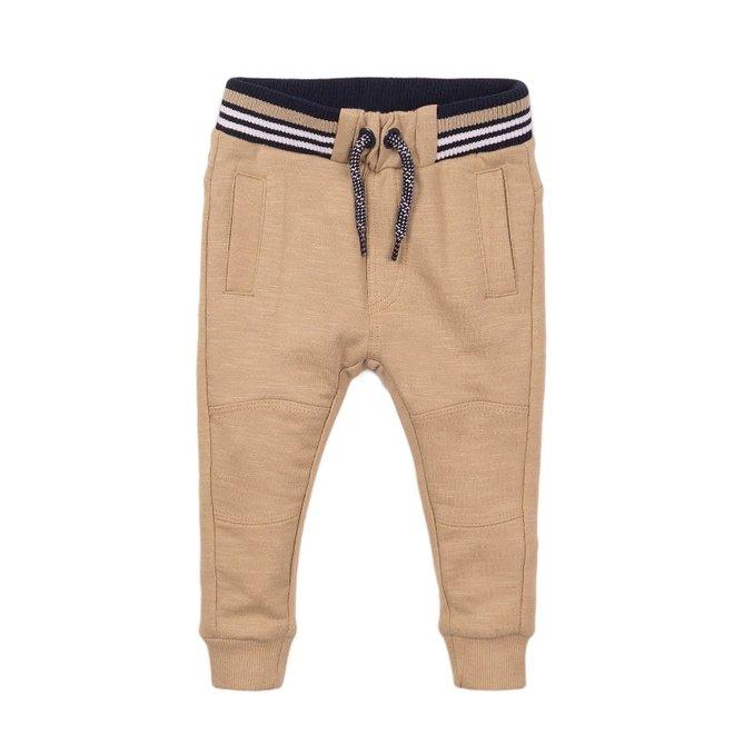 Dirkje boys jogging trousers sand