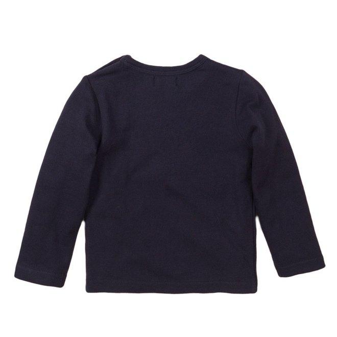 Dirkje jongens shirt blauw
