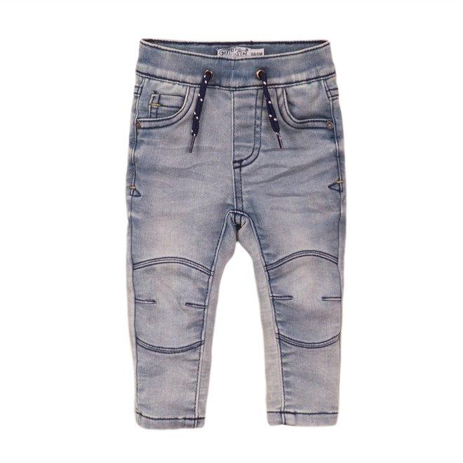 Dirkje jongens jeans blauw