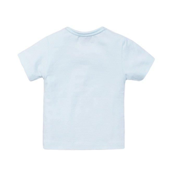 Dirkje boys T-shirt light aqua