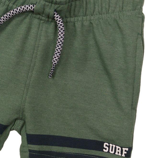 Dirkje boys shorts faded green