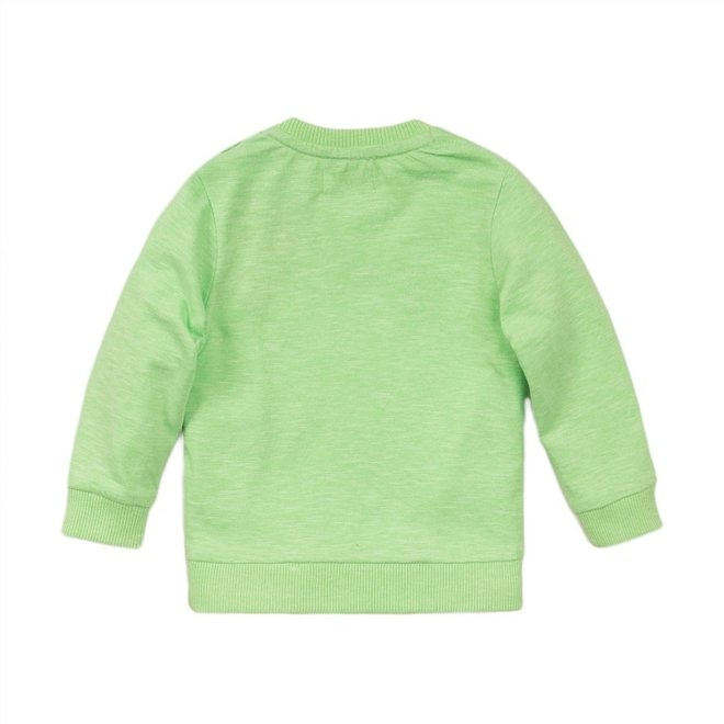 Dirkje boys jumper bright green