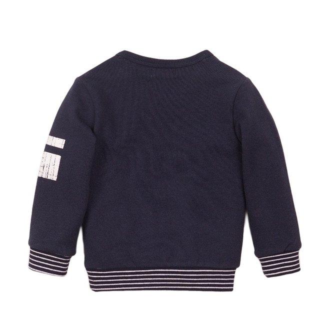 Dirkje Jungen Pullover dunkelblau