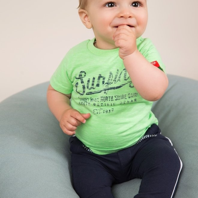 Dirkje Jungen T-shirt hellgrün