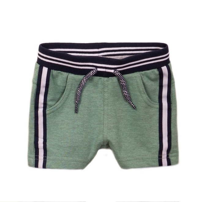 Dirkje boys shorts sage green
