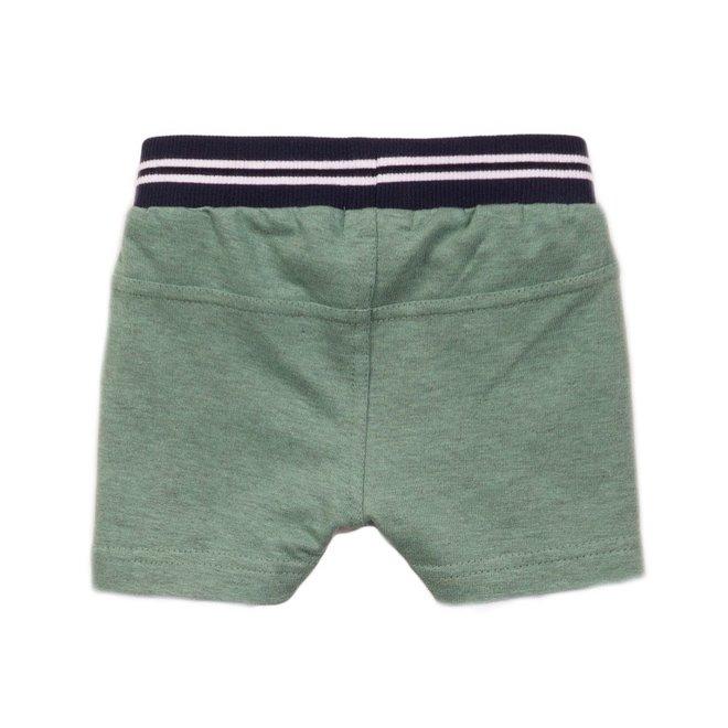 Dirkje Jungen Shorts Salbei grün