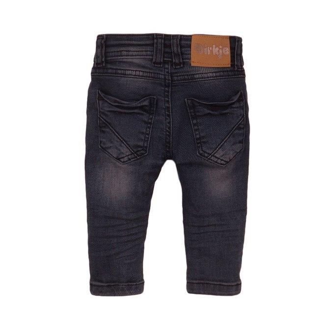 Dirkje boys jeans dark grey