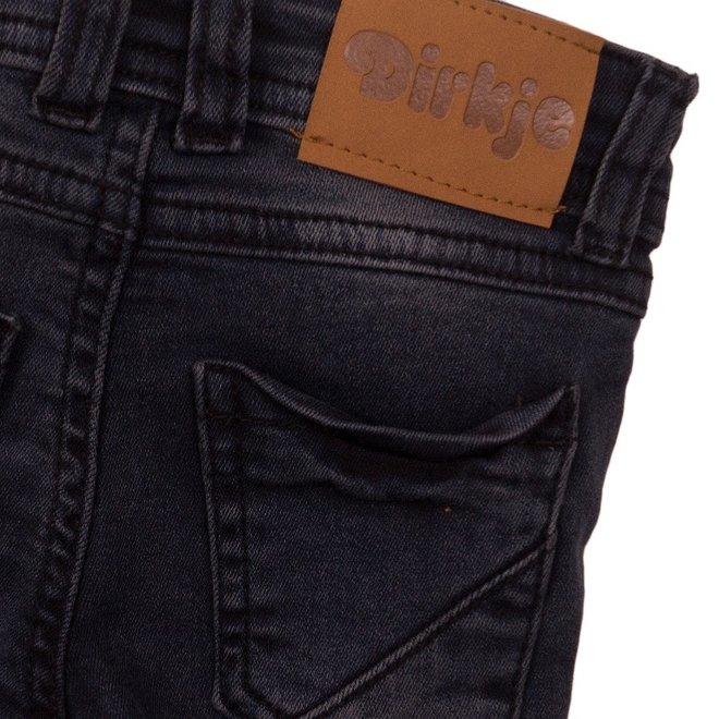 Dirkje jongens jeans donker grijs