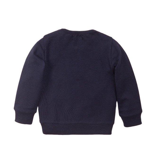Dirkje jongens sweater blauw