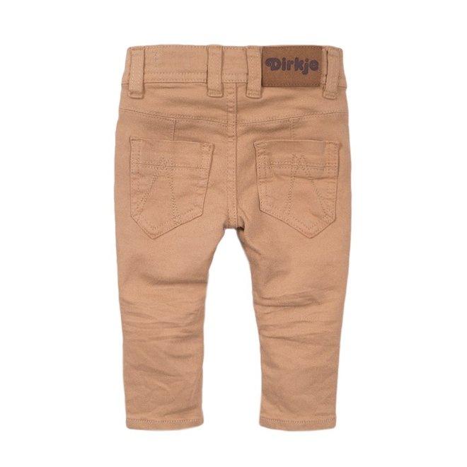 Dirkje jongens jeans zand