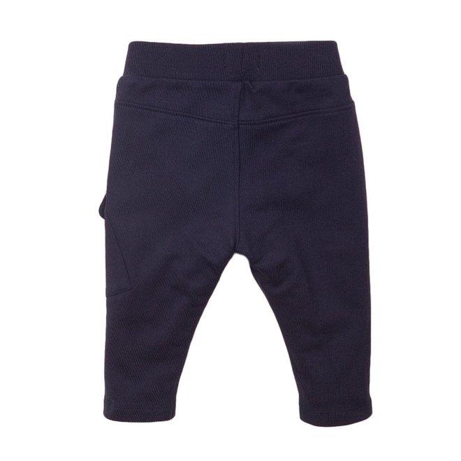 Dirkje jongens joggingbroek donkerblauw