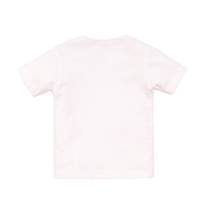 Dirkje boys T-shirt white parade