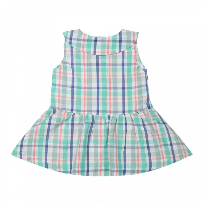 Dirkje girls dress diamond
