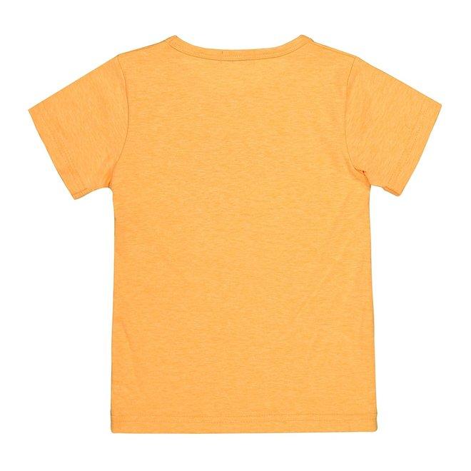Dirkje boys T-shirt neon orange 3