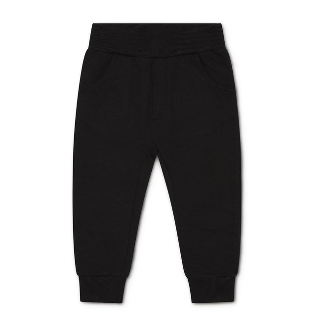 Dirkje meisjes jogging broek zwart