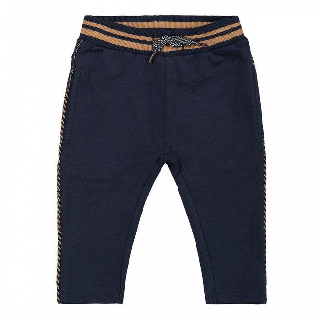 Dirkje meisjes broek donkerblauw