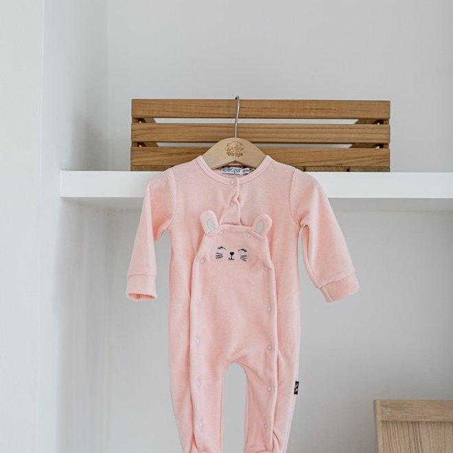 Dirkje meisjes baby boxpakje licht roze