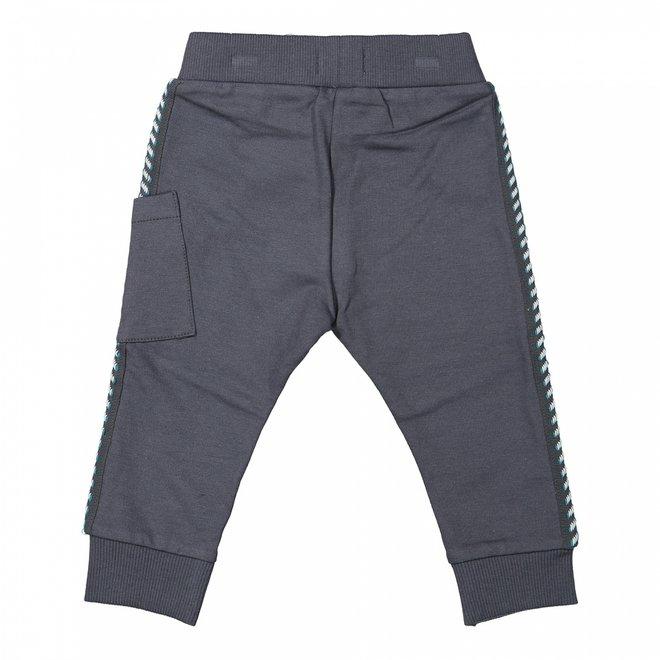 Dirkje boys jogging trousers dark grey