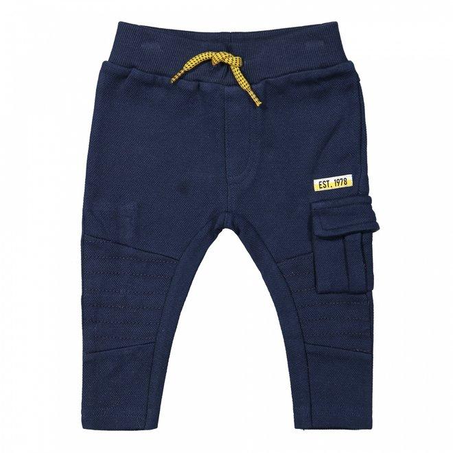 Dirkje jongens broek donkerblauw