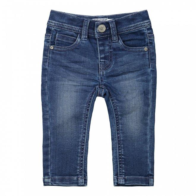 Dirkje jongens jeans donkerblauw