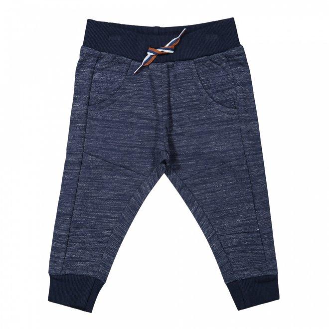 Dirkje boys jogging trousers blue melee