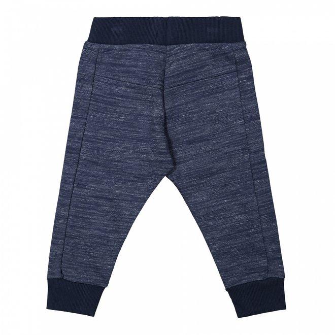 Dirkje jongens joggingbroek blauw melee