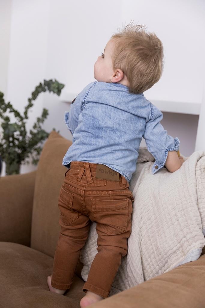 Dirkje jongenskleding jeans