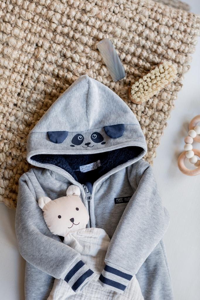 Dirkje babykleding buitenpak