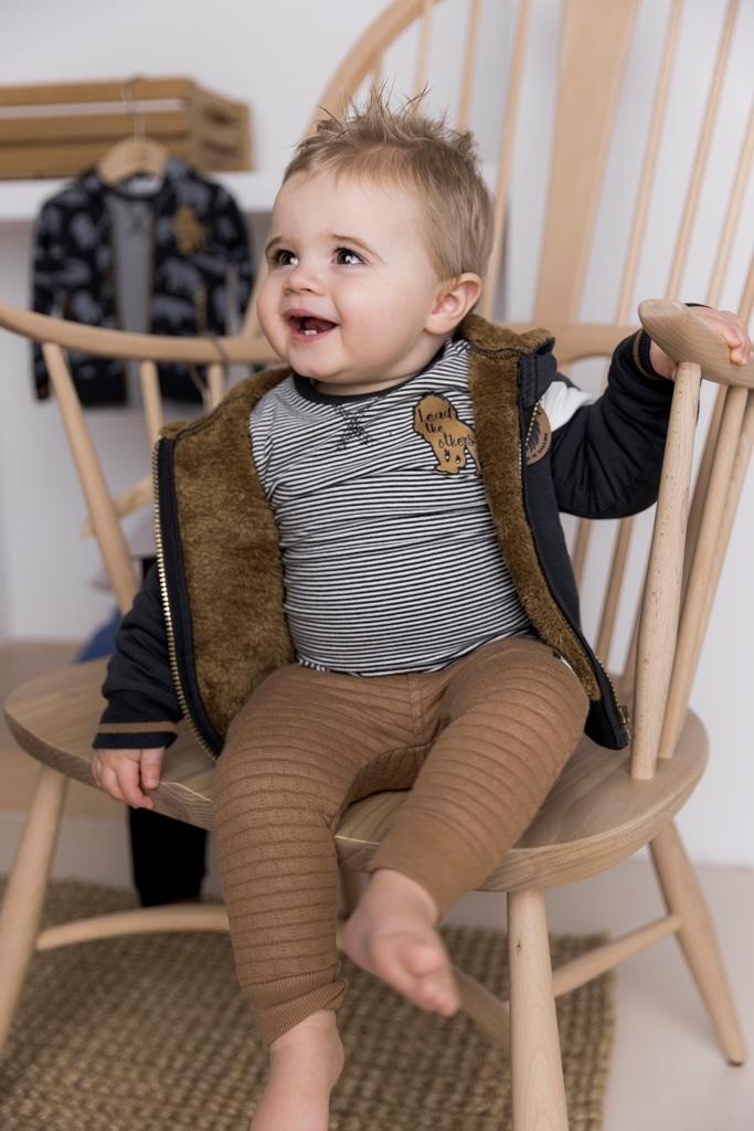 Dirkje babykleding buitenvest