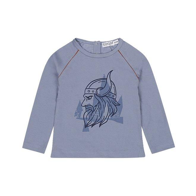 Dirkje Jungen Hemd blau viking