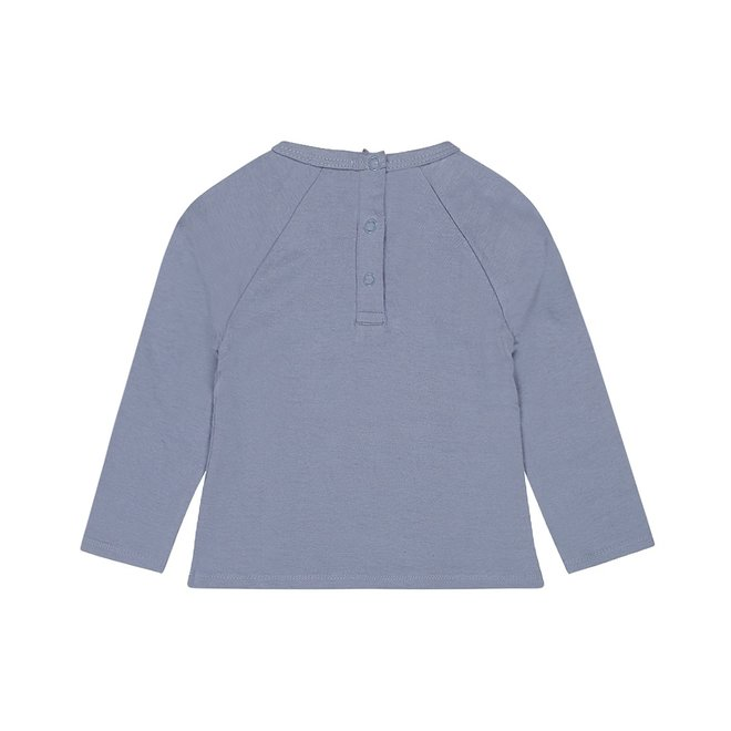 Dirkje jongens shirt blauw viking