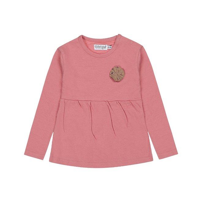 Dirkje Mädchen shirt alt rosa