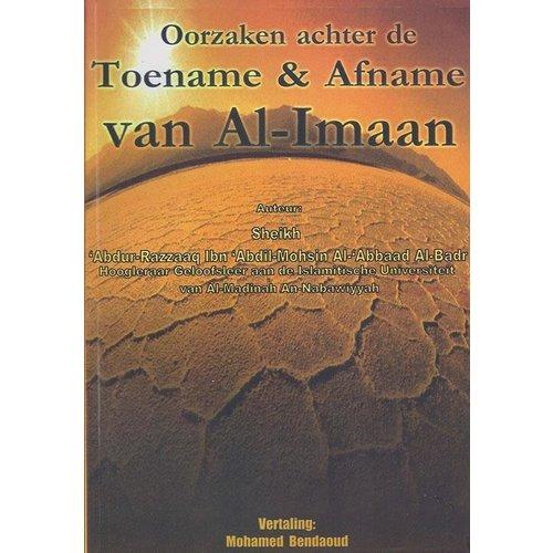 Ahl-ul-Hadieth Publicaties Oorzaken Achter de Toename en Afname van Al-Imaan