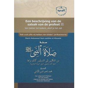 Dar al-Tawheed Een Beschrijving van de Salaah van de Profeet