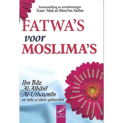 Al-Hadith éditions Fatwa's Voor Moslima's