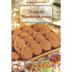 Feestelijke Marrokaanse Koekjes