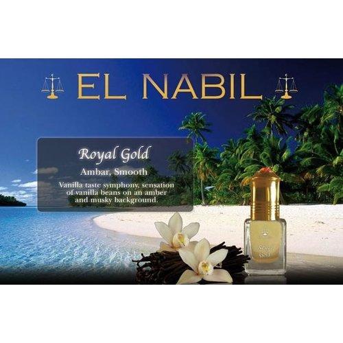 Nabil - Royal Gold (Man & Vrouw)
