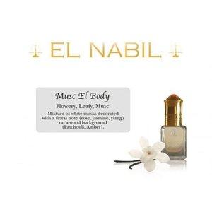 Nabil - Musc El Body (F)