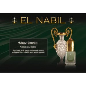 Nabil - Musc Imran (Vrouw)
