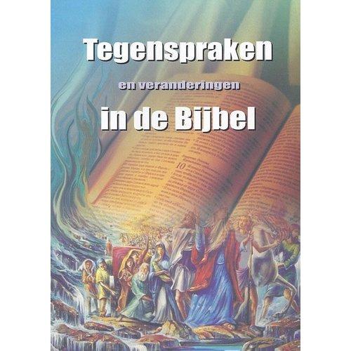 Tegenspraken en veranderingen in de Bijbel