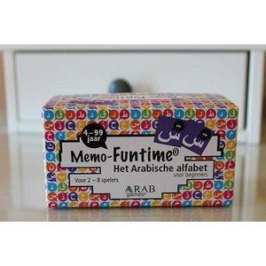 Het Arabische Alfabet Memory Spel
