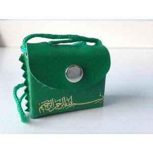 Autohanger - Quran Groen